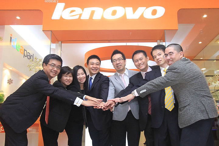 img 04077 เลอโนโวเปิดร้าน Lenovo Exclusive Store by Softworld ณ ศูนย์การค้าเซ็นทรัลเวิลด์ พร้อมรุกธุรกิจเต็มรูปแบบ