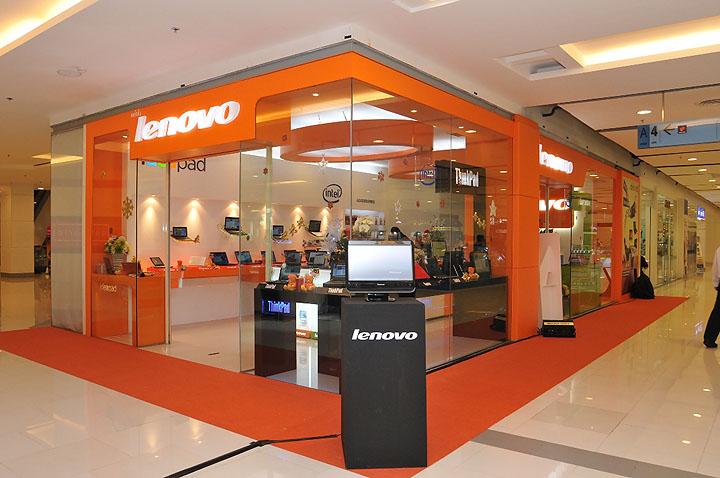 lenovo exclusive store เลอโนโวเปิดร้าน Lenovo Exclusive Store by Softworld ณ ศูนย์การค้าเซ็นทรัลเวิลด์ พร้อมรุกธุรกิจเต็มรูปแบบ