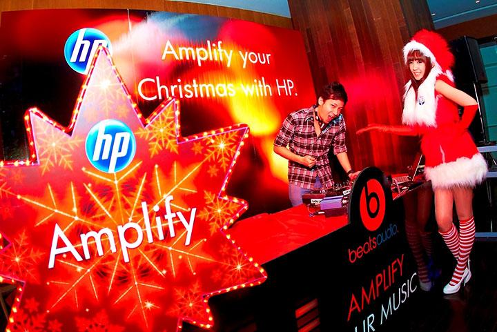 jadefoto0012 เอชพีชวนเหล่าคนดังร่วมปาร์ตี้ Amplify Your Christmas เร่งโวลุ่มแห่งความสุข ต้อนรับปีใหม่แบบไม่ซ้ำใคร