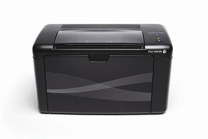 docuprint p205b blk DocuPrint P205b เครื่องพิมพ์ SLED ขาว ดำ ใหม่ จากฟูจิ ซีร็อกซ์
