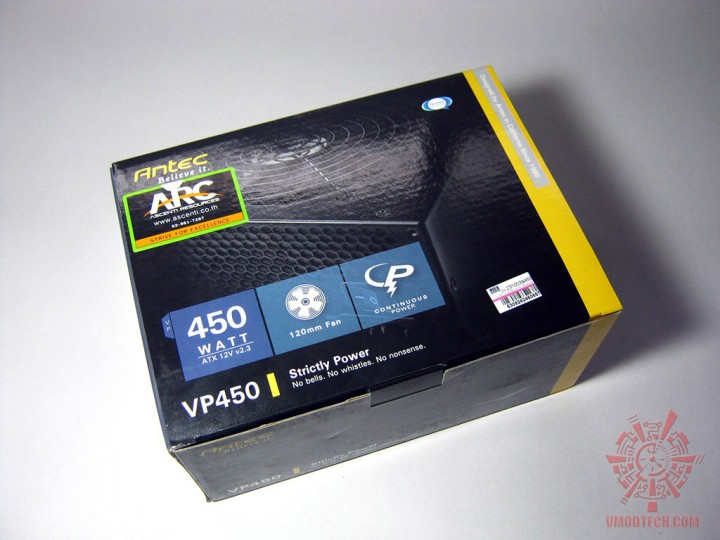 antec450w 01 720x540 Antec VP450 Basiq Power [450w] : Review