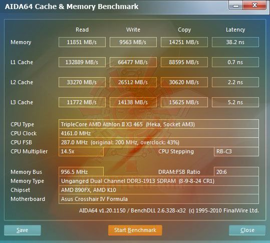 e1 AMD Phenom II X2 565 Black Edition Unlock Core & Overclocking Review