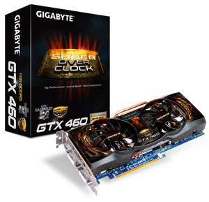 image008 GIGABYTE GTX 460 SOC Refreshes Overclocking Records Again