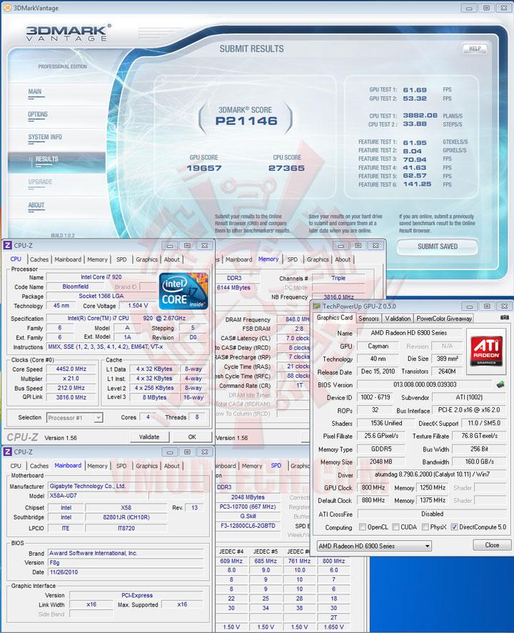 07 2 ปลดปล่อยพลัง HD 6950 ให้กลายเป็น HD 6970 กันแบบเต็มๆง่ายๆและแรงๆ