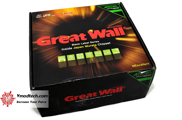dsc 0042 Great Wall 450WL Power Supply Black Label Series Review