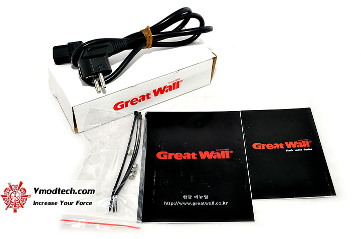 dsc 0100 Great Wall 450WL Power Supply Black Label Series Review