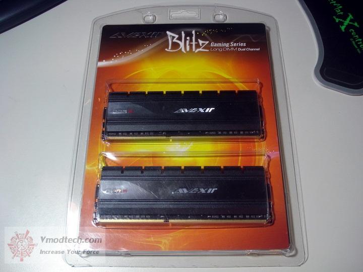dsc09740 resize AVEXIR Blitz Gaming Series DDR3 2,000 MHz