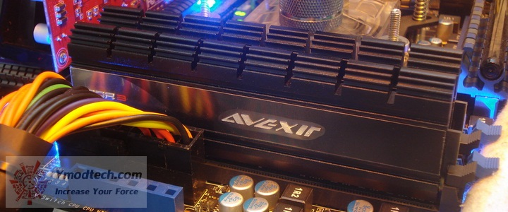 main1 AVEXIR Blitz Gaming Series DDR3 2,000 MHz