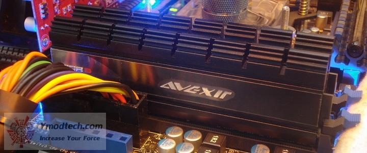 main1 AVEXIR Blitz Gaming Series DDR3 2,000 MHz