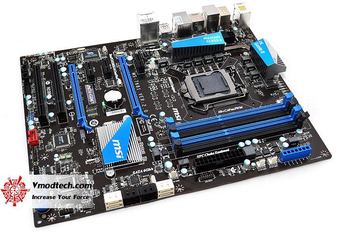 dsc 0152 Sandy Bridge Core i7 2600K on MSI P67A GD65