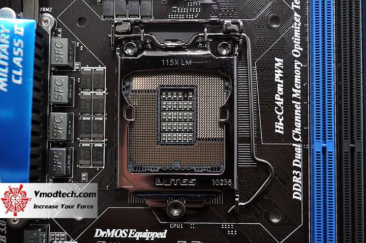 dsc 0163 Sandy Bridge Core i7 2600K on MSI P67A GD65