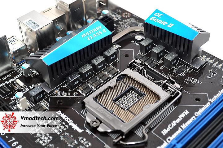 dsc 0166 Sandy Bridge Core i7 2600K on MSI P67A GD65