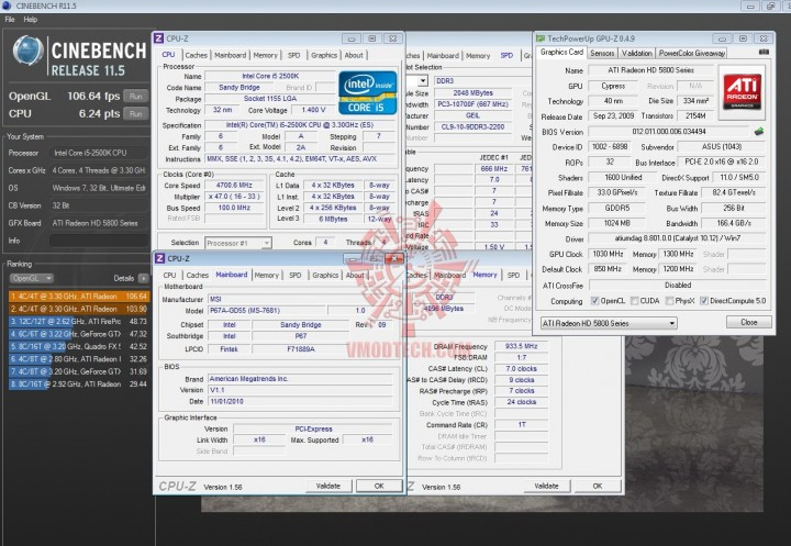 cinebench 11a 720x497 INTEL Core i5 2500k on msi P67A GD55
