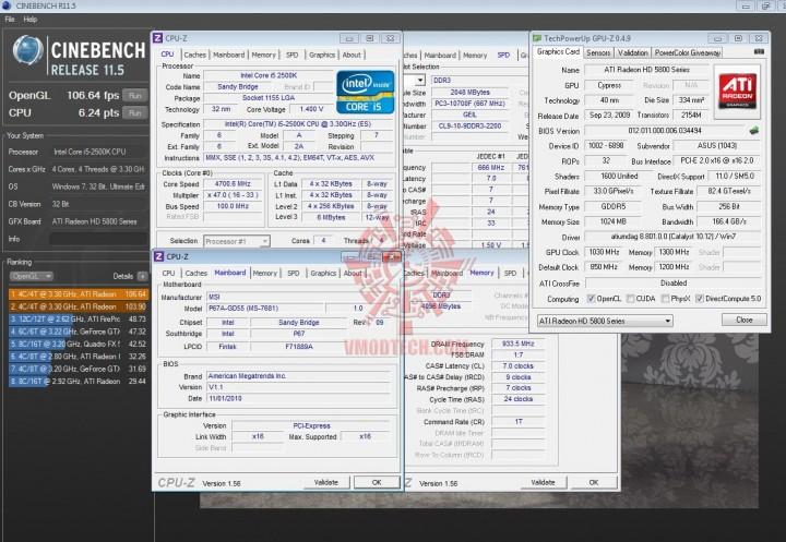 cinebench 11a 720x497 INTEL Core i5 2500k on msi P67A GD55