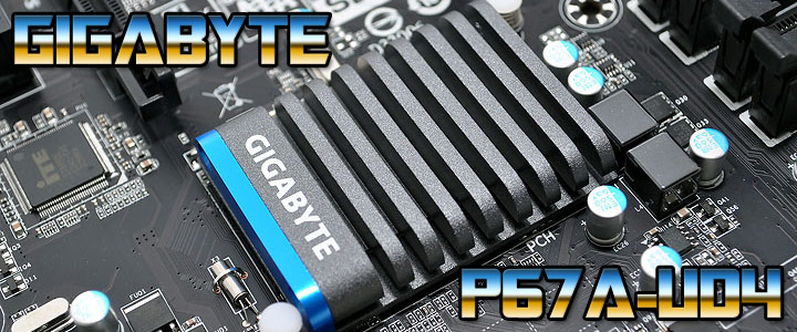p67a ud41 GIGABYTE P67A UD4 Motherboard Review