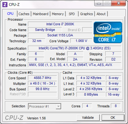 cpu GIGABYTE P67A UD7 Motherboard Review