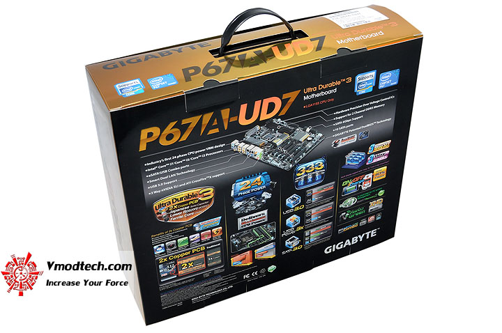 dsc 0121 GIGABYTE P67A UD7 Motherboard Review