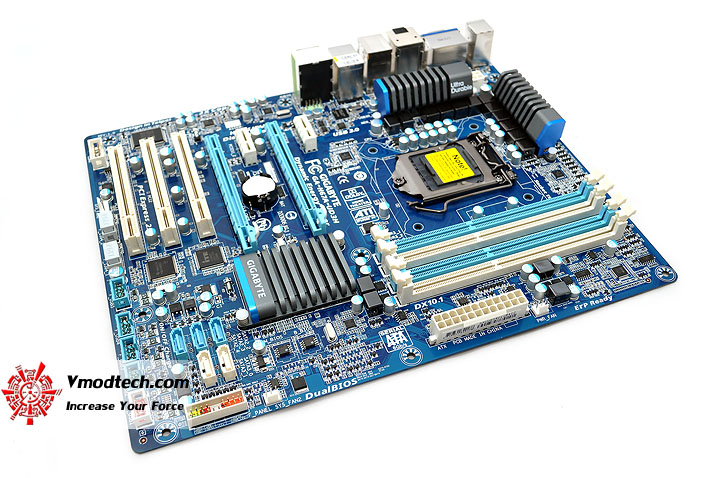 dsc 0005 GIGABYTE H67A UD3H Motherboard Review