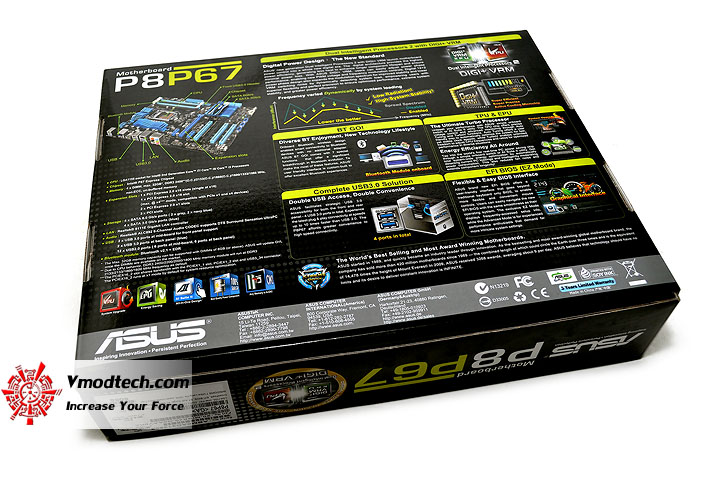 dsc 0409 ASUS P8P67 Motherboard Review