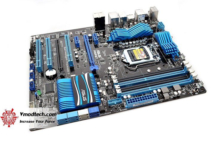 dsc 0417 ASUS P8P67 Motherboard Review