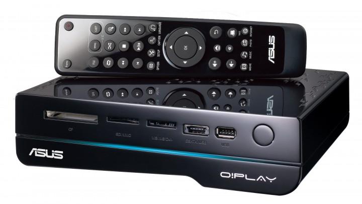 asus oplay hd2 media center with remote 720x405 อัสซุส O!Play HD2 เทคโนโลยีมัลติมีเดียเซ็นเตอร์ USB 3.0 เครื่องแรกของโลก