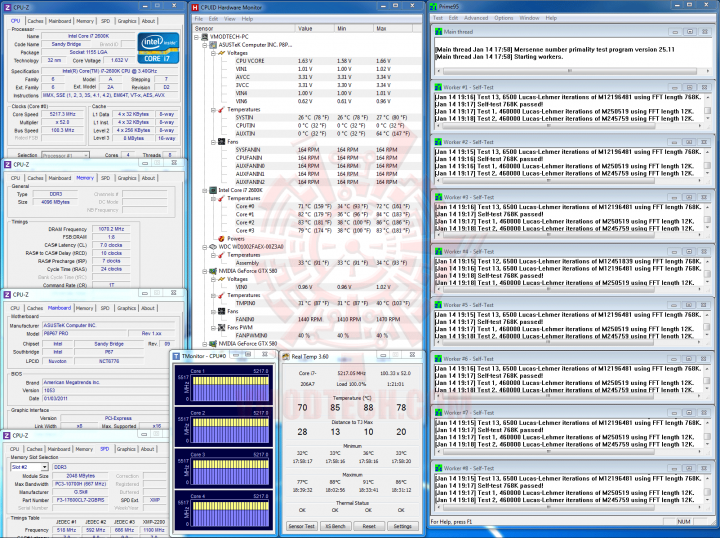 prime5217 1 720x538 Core i7 2600K @ 5,217MHz Rock Stable with ASUS P8P67 PRO