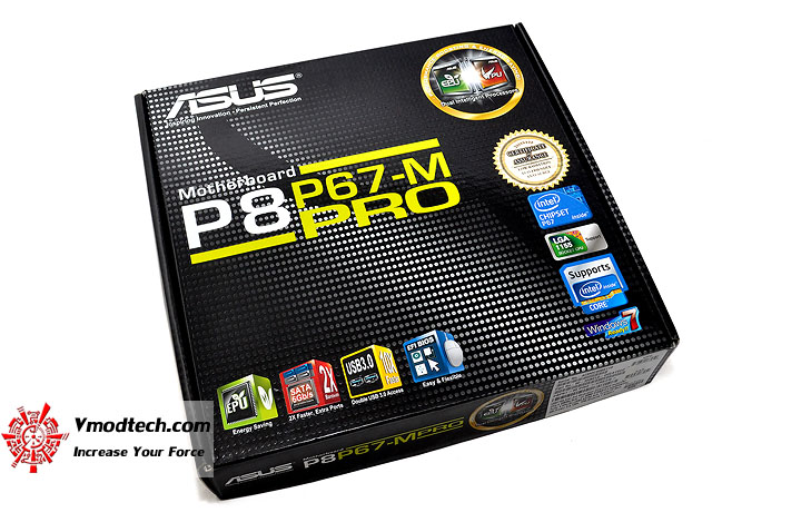 dsc 0001 ASUS P8P67 M PRO Micro ATX P67 Motherboard Review