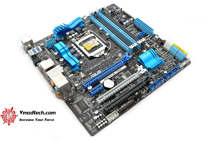 dsc 0004 ASUS P8P67 M PRO Micro ATX P67 Motherboard Review