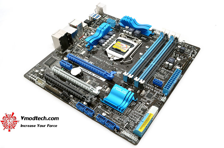 dsc 0005 ASUS P8P67 M PRO Micro ATX P67 Motherboard Review