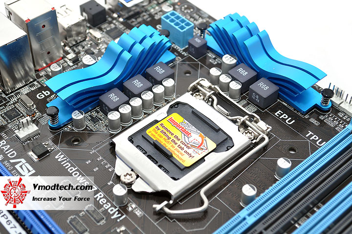 dsc 0007 ASUS P8P67 M PRO Micro ATX P67 Motherboard Review