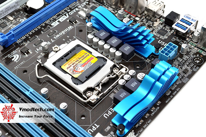 dsc 0008 ASUS P8P67 M PRO Micro ATX P67 Motherboard Review