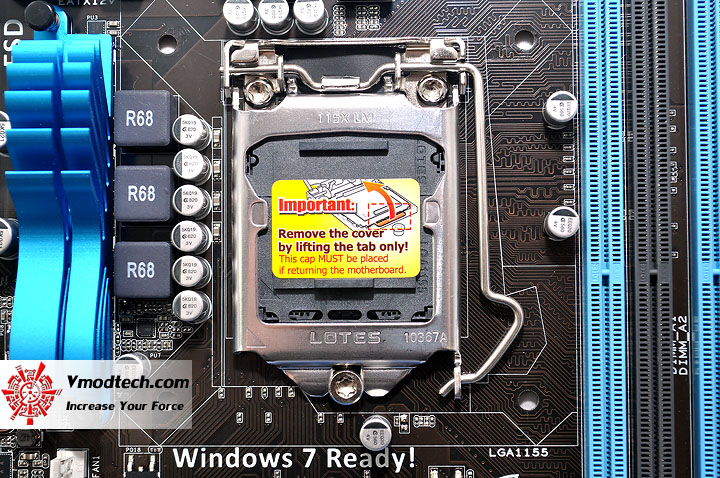 dsc 0010 ASUS P8P67 M PRO Micro ATX P67 Motherboard Review