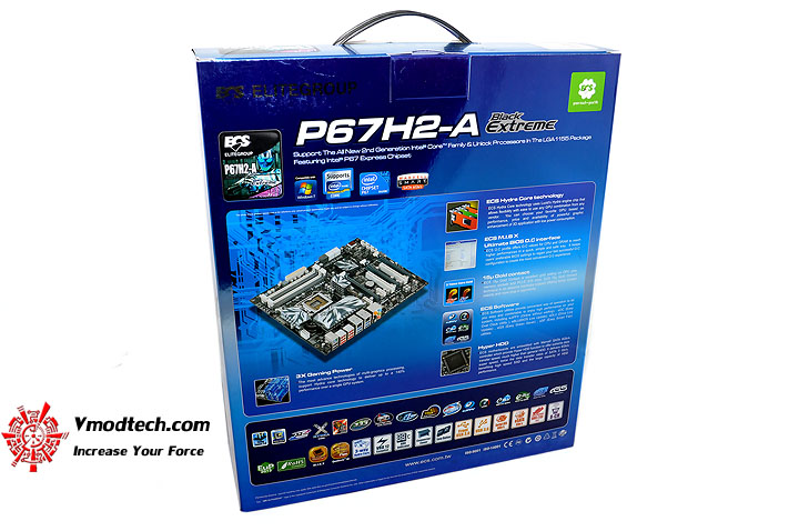 dsc 0002 ECS P67H2 A Black Extreme Motherboard Review
