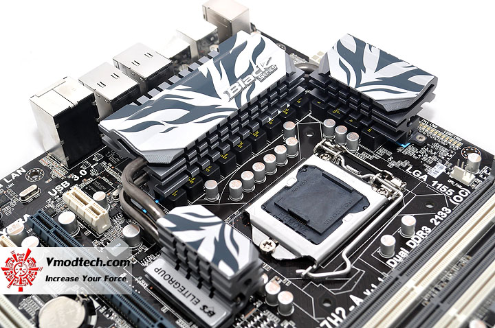 dsc 0007 ECS P67H2 A Black Extreme Motherboard Review