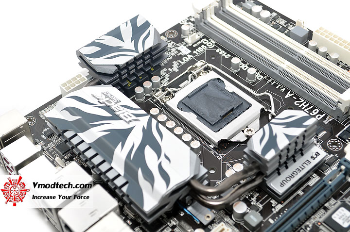 dsc 0008 ECS P67H2 A Black Extreme Motherboard Review