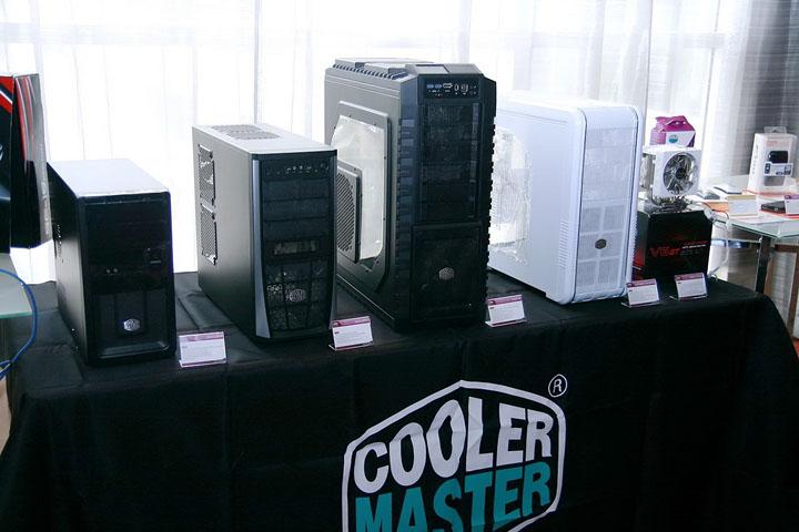 cm 07 Cooler Master ตอกย้ำความเป็นผู้นำแบรนด์ เคส เพาเวอร์ซัพพลาย ซีพียูคูลเลอร์และอุปกรณ์ระบายความร้อนในเมืองไทย จัดสัมมนาและเลี้ยงขอบคุณคู่ค้าและสื่ออย่างยิ่งใหญ่ เพื่อร่วมฉลองในความสำเร็จนี้ร่วมกัน