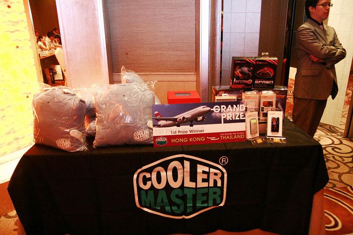 cm 08 Cooler Master ตอกย้ำความเป็นผู้นำแบรนด์ เคส เพาเวอร์ซัพพลาย ซีพียูคูลเลอร์และอุปกรณ์ระบายความร้อนในเมืองไทย จัดสัมมนาและเลี้ยงขอบคุณคู่ค้าและสื่ออย่างยิ่งใหญ่ เพื่อร่วมฉลองในความสำเร็จนี้ร่วมกัน