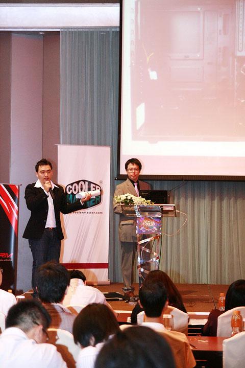cm 11 Cooler Master ตอกย้ำความเป็นผู้นำแบรนด์ เคส เพาเวอร์ซัพพลาย ซีพียูคูลเลอร์และอุปกรณ์ระบายความร้อนในเมืองไทย จัดสัมมนาและเลี้ยงขอบคุณคู่ค้าและสื่ออย่างยิ่งใหญ่ เพื่อร่วมฉลองในความสำเร็จนี้ร่วมกัน