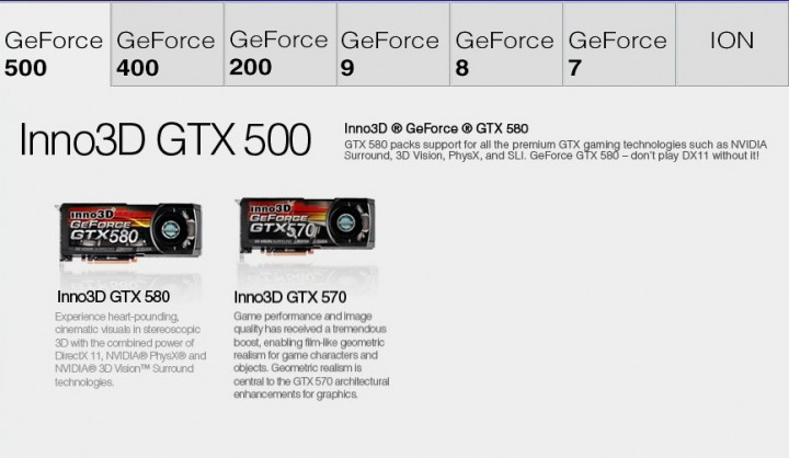 11 720x418 Inno3D Geforce GTX580 1536MB DDR5 Review