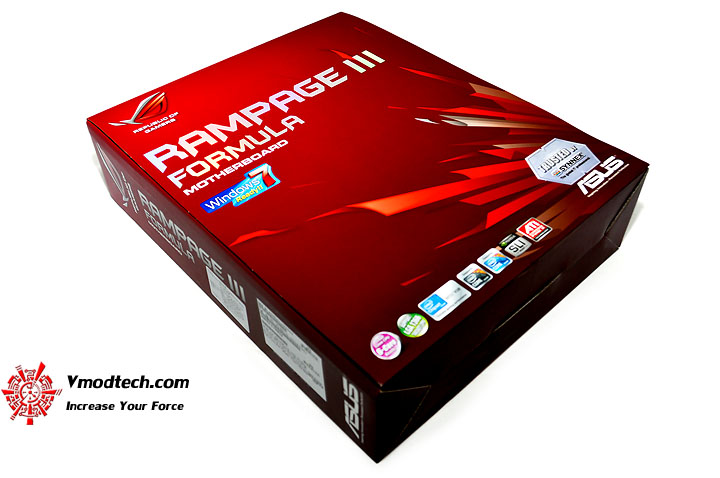 dsc 0001 ASUS RAMPAGE III FORMULA Motherboard Review