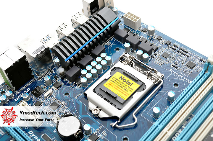 dsc 0007 GIGABYTE P67A UD3 Motherboard Review