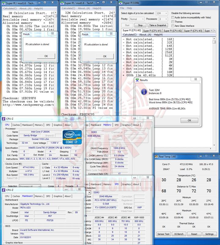 hpi 1 GIGABYTE P67A UD3 Motherboard Review