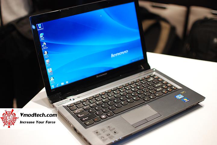 dsc 7861 เลอโนโวตอบรับกระแสเทคโนโลยีล้ำสมัย เปิดตัว IdeaPad Y460p และ V470