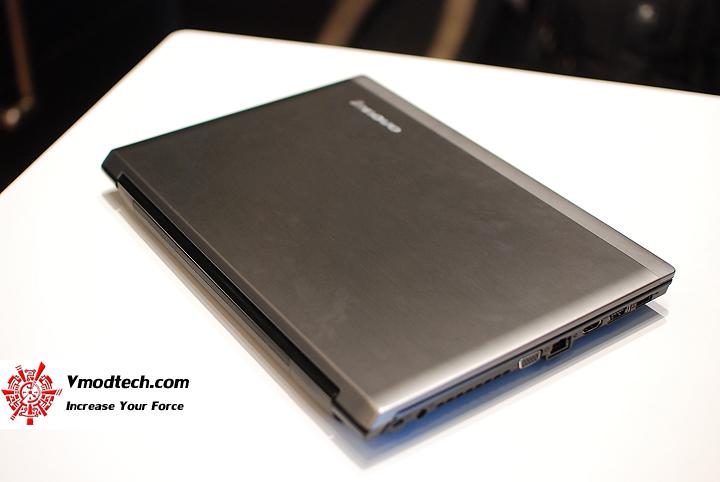 dsc 7866 เลอโนโวตอบรับกระแสเทคโนโลยีล้ำสมัย เปิดตัว IdeaPad Y460p และ V470