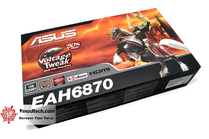 dsc 0001 ASUS Radeon HD6870 1GB DDR5 Review