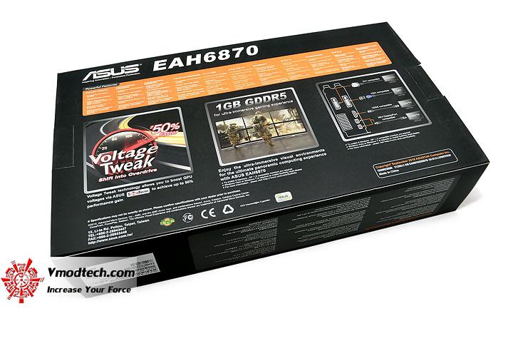 dsc 0002 ASUS Radeon HD6870 1GB DDR5 Review