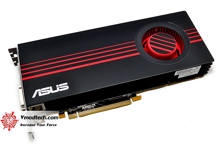 dsc 0004 ASUS Radeon HD6870 1GB DDR5 Review