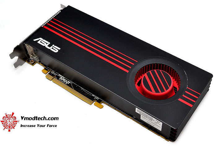 dsc 0005 ASUS Radeon HD6870 1GB DDR5 Review