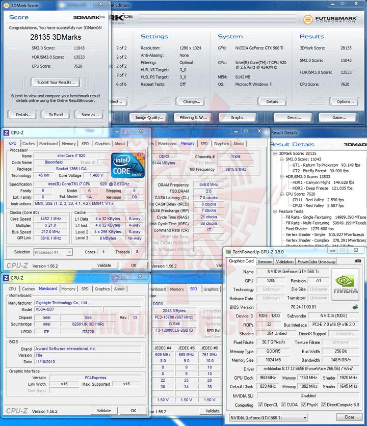 06 oc NVIDIA GeForce GTX 560 Ti 1GB GDDR5 Debut Review