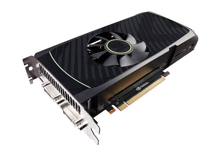 boardshot geforce gtx 560 ti 3qtr NVIDIA GeForce GTX 560 Ti 1GB GDDR5 Debut Review